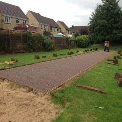Long Jump Surfacing Installers in Abernant 1