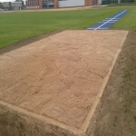 Long Jump Surfacing Installers in Abercrombie 1