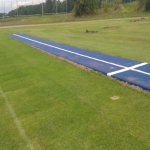 Athletics Track Installation in The Vale of Glamorgan 11