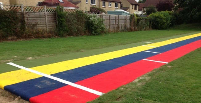 Long Jump Installers in Hampshire